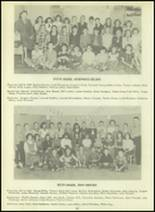 1954 Sundeen High School Yearbook Page 90 & 91