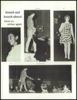 1968 Del Valle High School Yearbook Page 20 & 21