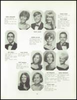 1968 Del Valle High School Yearbook Page 46 & 47