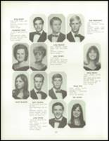 1968 Del Valle High School Yearbook Page 48 & 49