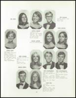 1968 Del Valle High School Yearbook Page 50 & 51