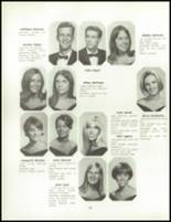 1968 Del Valle High School Yearbook Page 52 & 53