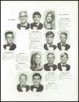 1968 Del Valle High School Yearbook Page 54 & 55