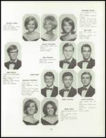 1968 Del Valle High School Yearbook Page 56 & 57