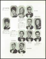1968 Del Valle High School Yearbook Page 58 & 59