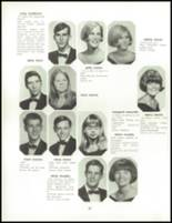 1968 Del Valle High School Yearbook Page 62 & 63