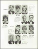 1968 Del Valle High School Yearbook Page 64 & 65