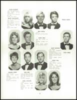 1968 Del Valle High School Yearbook Page 66 & 67