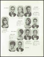 1968 Del Valle High School Yearbook Page 72 & 73