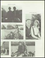 1968 Del Valle High School Yearbook Page 76 & 77