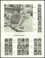 1968 Del Valle High School Yearbook Page 92 & 93