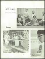 1968 Del Valle High School Yearbook Page 106 & 107