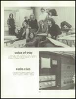 1968 Del Valle High School Yearbook Page 108 & 109