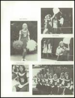 1968 Del Valle High School Yearbook Page 128 & 129