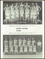 1968 Del Valle High School Yearbook Page 134 & 135