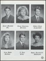1992 Brunswick High School Yearbook Page 10 & 11