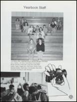 1992 Brunswick High School Yearbook Page 36 & 37