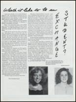 1992 Brunswick High School Yearbook Page 70 & 71