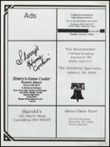 1992 Brunswick High School Yearbook Page 72 & 73