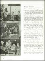 1942 Mamaroneck High School Yearbook Page 14 & 15