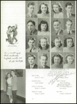 1942 Mamaroneck High School Yearbook Page 18 & 19
