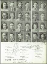 1942 Mamaroneck High School Yearbook Page 22 & 23