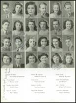 1942 Mamaroneck High School Yearbook Page 24 & 25