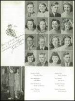 1942 Mamaroneck High School Yearbook Page 26 & 27