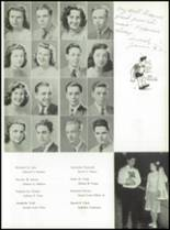 1942 Mamaroneck High School Yearbook Page 28 & 29