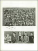 1942 Mamaroneck High School Yearbook Page 34 & 35