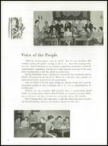 1942 Mamaroneck High School Yearbook Page 40 & 41