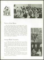 1942 Mamaroneck High School Yearbook Page 42 & 43