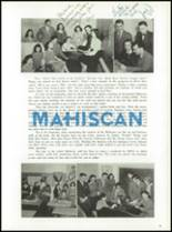 1942 Mamaroneck High School Yearbook Page 44 & 45