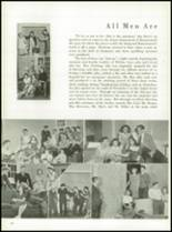 1942 Mamaroneck High School Yearbook Page 50 & 51