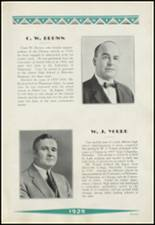 1929 Clinton High School Yearbook Page 22 & 23