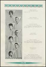 1929 Clinton High School Yearbook Page 28 & 29