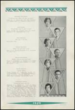 1929 Clinton High School Yearbook Page 30 & 31