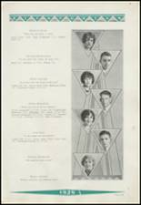 1929 Clinton High School Yearbook Page 34 & 35