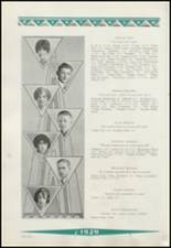 1929 Clinton High School Yearbook Page 36 & 37