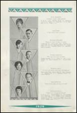 1929 Clinton High School Yearbook Page 38 & 39