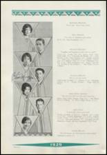 1929 Clinton High School Yearbook Page 40 & 41