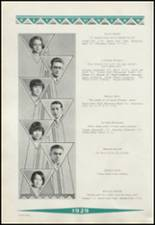 1929 Clinton High School Yearbook Page 42 & 43
