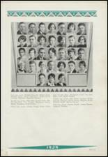 1929 Clinton High School Yearbook Page 58 & 59
