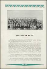 1929 Clinton High School Yearbook Page 60 & 61
