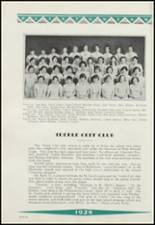 1929 Clinton High School Yearbook Page 70 & 71