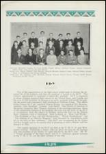 1929 Clinton High School Yearbook Page 72 & 73
