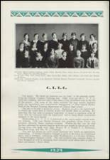 1929 Clinton High School Yearbook Page 76 & 77