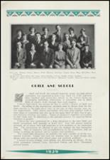 1929 Clinton High School Yearbook Page 80 & 81