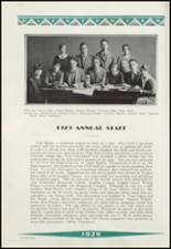 1929 Clinton High School Yearbook Page 82 & 83