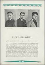 1929 Clinton High School Yearbook Page 84 & 85